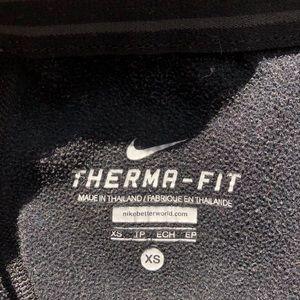 Nike, black sweat pants